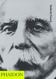 Cover of: Gabriel Fauré