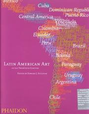 Cover of: Latin American Art | Edward Sullivan