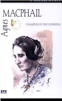 Cover of: Agnes Macphail