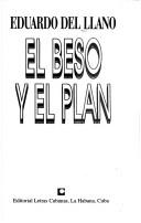 Cover of: El beso y el plan