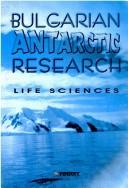 Cover of: Bulgarian Antarctic research