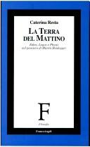 Cover of: La terra del mattino