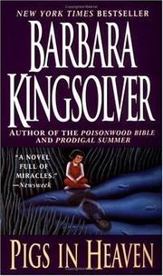 Cover of: Pigs in Heaven | Barbara Kingsolver
