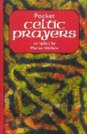 Cover of: Pocket Celtic Prayers