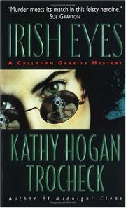 Cover of: Irish Eyes | Kathy Hogan Trocheck