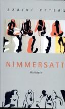 Cover of: Nimmersatt