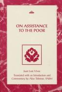 Cover of: On assistance to the poor