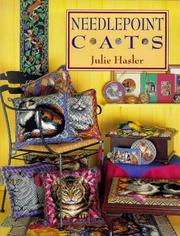 Cover of: Needlepoint Cats | Julie Hasler