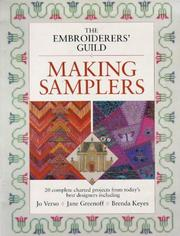 Cover of: Making Samplers (The Embroiderers