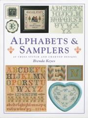 Cover of: Alphabets & samplers