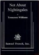 Cover of: Not about nightingales