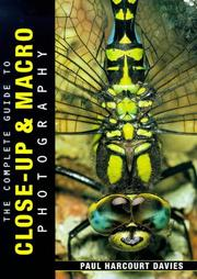 Cover of: The complete guide to close-up & macro photography