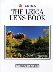 Cover of: The Leica Lens Book