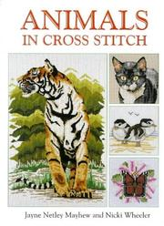 Cover of: Animals in Cross Stitch