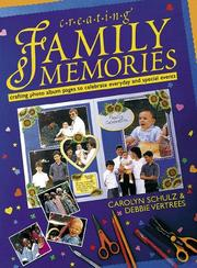 Cover of: Creating family memories