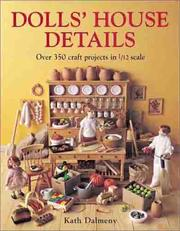 Cover of: Dolls' house details