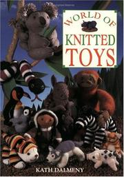 Cover of: World of Knitted Toys