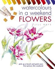 Cover of: Watercolours in a Weekend