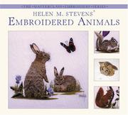 Cover of: Helen M. Stevens' Embroidered Animals