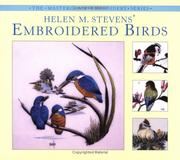 Cover of: Helen M. Stevens' Embroidered Birds (Masterclass Embroidery)