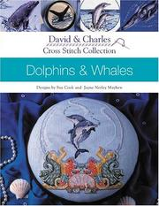 Dolphins and Whales (David & Charles Cross Stitch Collection) by Sue Cook, Jayne Netley Mayhew