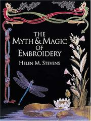 Cover of: Myth & Magic Of Embroidery