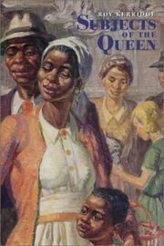 Cover of: Subjects of the Queen