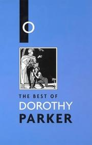 Cover of: The Best of Dorothy Parker