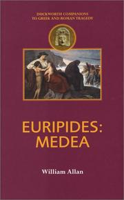 Cover of: Euripides
