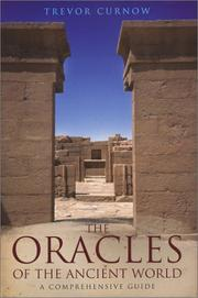 Cover of: The oracles of the ancient world | Trevor Curnow