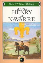 Cover of: Young Henry of Navarre