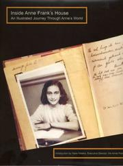 Cover of: Inside Anne Frank's House