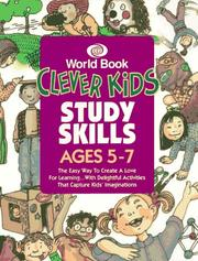 Cover of: Clever Kids Study Skills by World Book Encyclopedia