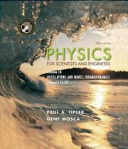 Cover of: Physics for Scientists and Engineers, Volume 1B