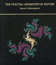 Cover of: The fractal geometry of nature by Benoit B. Mandelbrot