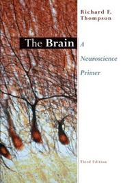 Cover of: The Brain | Richard F. Thompson