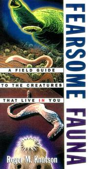 Cover of: Fearsome Fauna