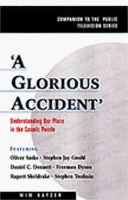 Cover of: A Glorious Accident | Wim Kayzer