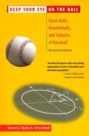 Cover of: Keep your eye on the ball