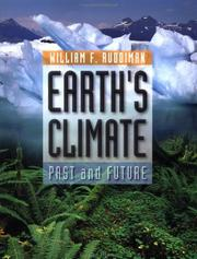 Cover of: Earth's Climate | William F. Ruddiman