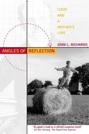 Cover of: Angles of Reflection  | Joan L. Richards