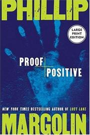 Cover of: Proof Positive LP | Phillip Margolin