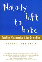 Cover of: Nobody Left to Hate
