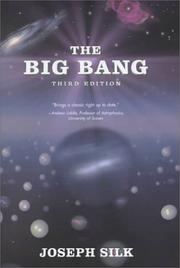 Cover of: The Big Bang