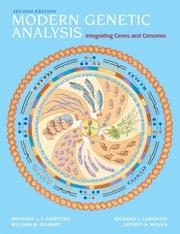 Cover of: Modern genetic analysis