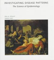 Cover of: Investigating disease patterns