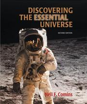 Cover of: Discovering the Essential Universe | Neil F. Comins