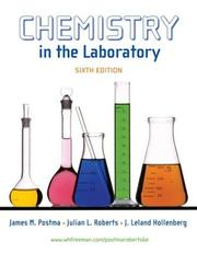 Cover of: Chemistry in the laboratory