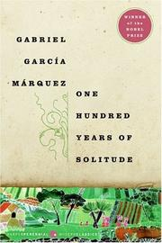 Cover of: One Hundred Years of Solitude (P.S.)