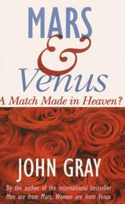 Cover of: Mars and Venus